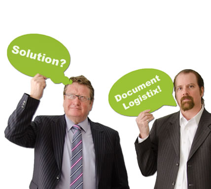 Document Logistix Back office Solutions!